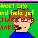 SBAHJ Character Maker