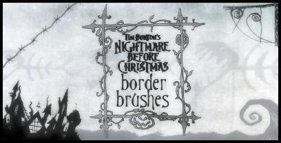 TNBC Border Brushes