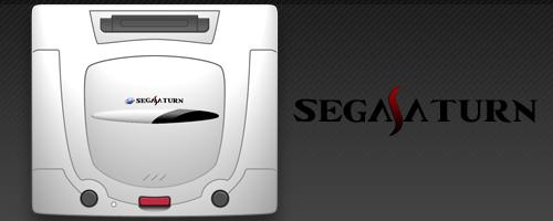 Sega Saturn by ninio1985