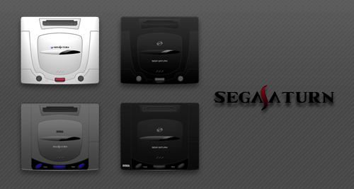 Sega Saturn V2 by ninio1985