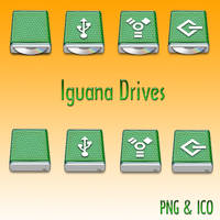 iguana Drives