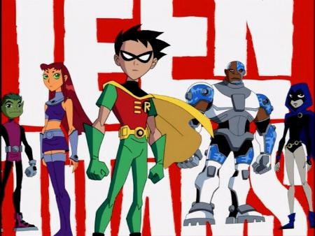 Call Teen Titans From Their 56