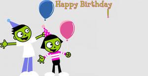 Happy birthday pbs kids Theme