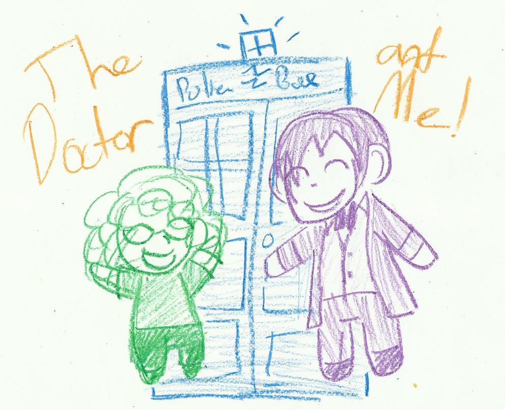 My Little One (Eleven Doctor x Child! Reader) by