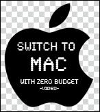 Switch to MAC with ZERO budget by DxButterfly