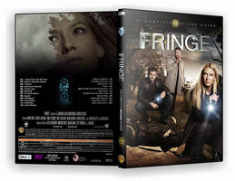 Fringe Season 2 DVD Cover