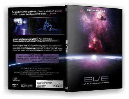 EVE Cover by morfeuss