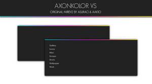 AXONKOLOR VS by UAC-Marine