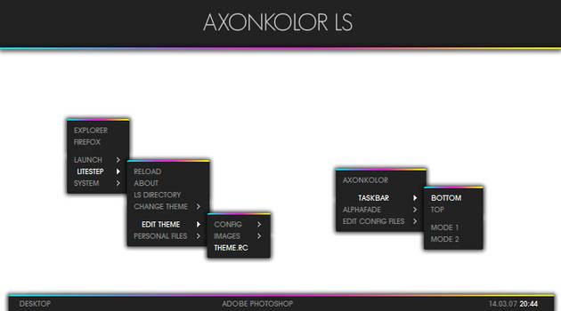 AXONKOLOR LS by UAC-Marine