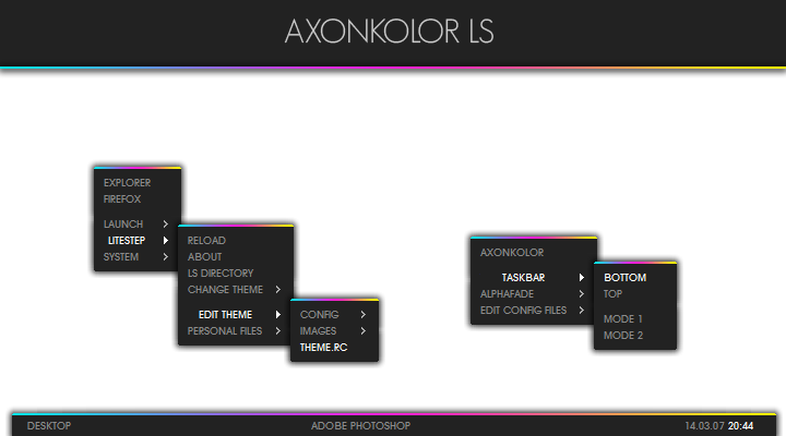 AXONKOLOR LS by UAC-Marine