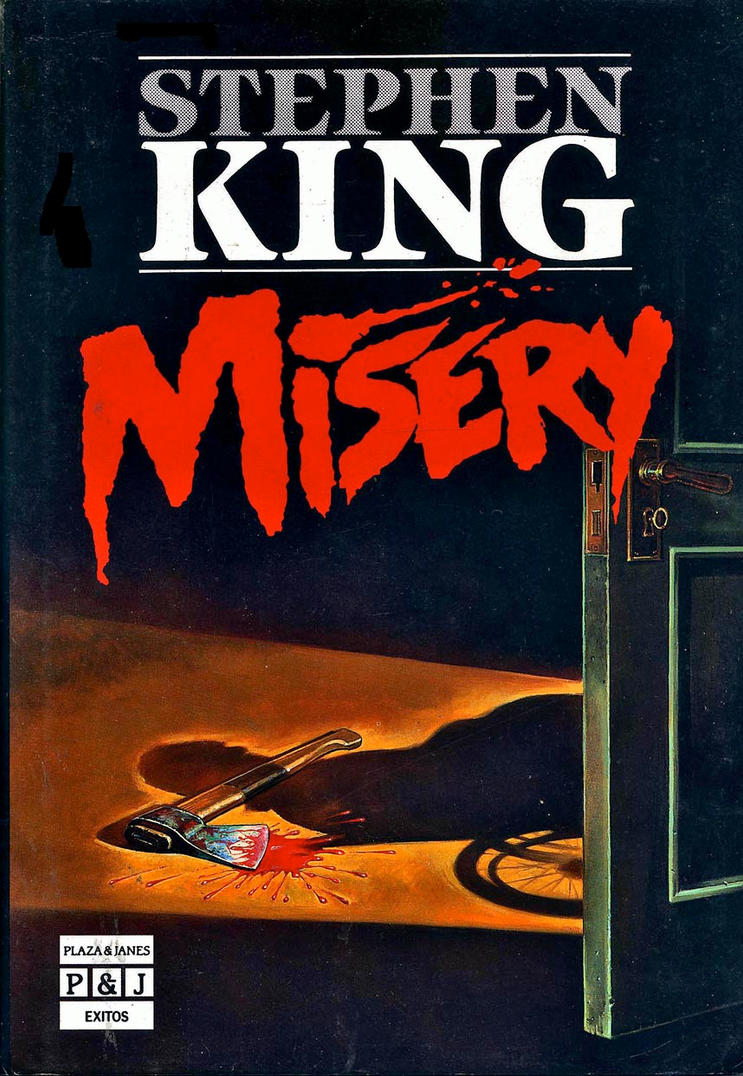 Misery audio books free download.