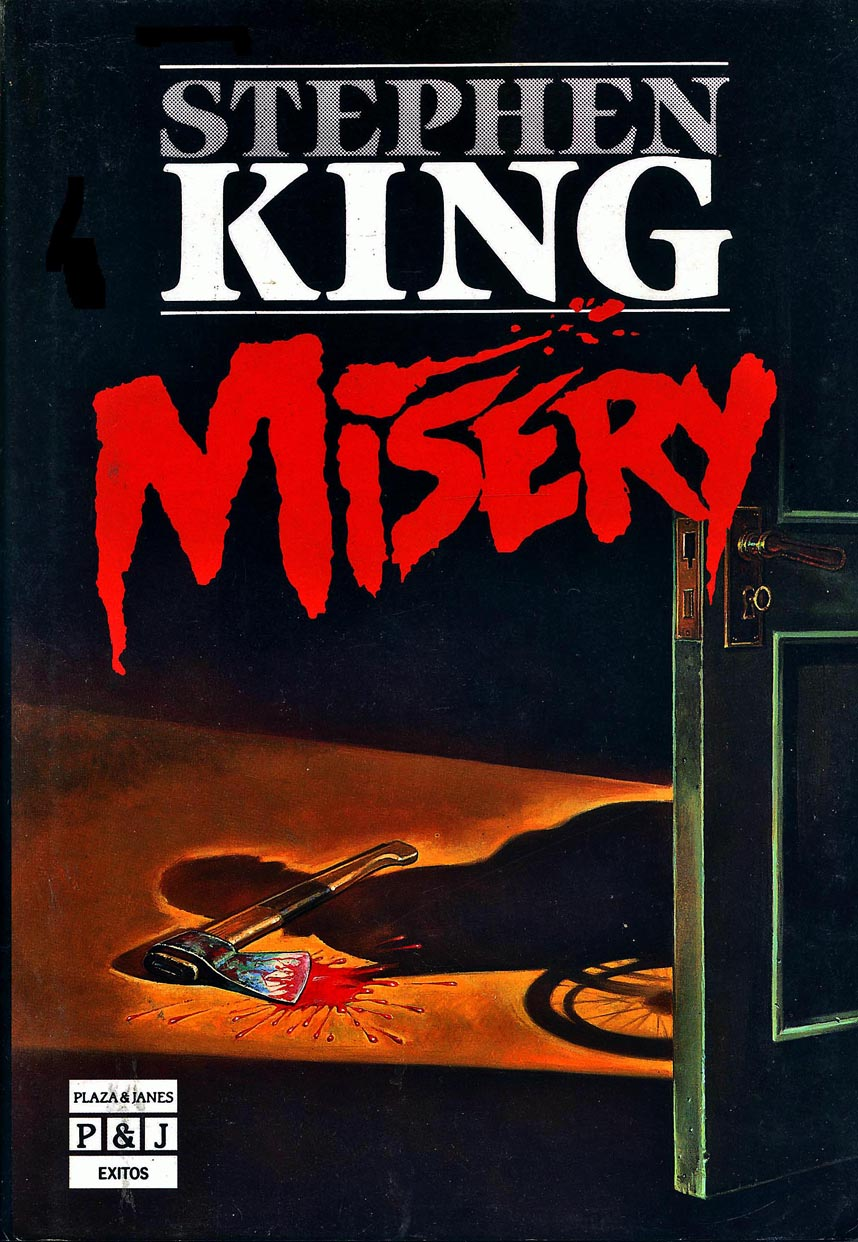thesis statement for misery by stephen king Stephen king critical essays  misery is the darkest of stephen king's novels not only is it frightening, it is also depressing  throughout misery, king also gives the reader an inside .
