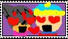 PrincessElizabeth013 X Cartman Stamp by xXSweet-PotatoXx