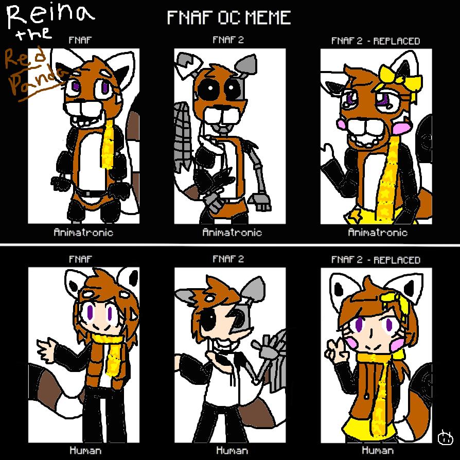 FNaF Oc Meme! by xXSweet-PotatoXx on DeviantArt