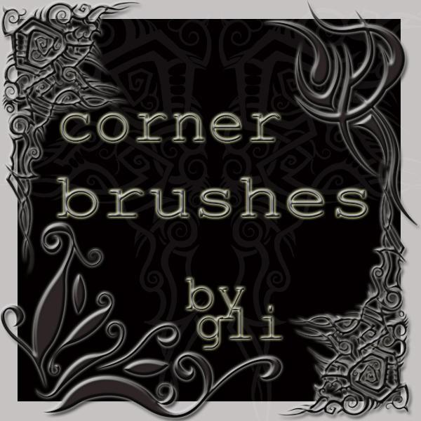 corner brushes by gli