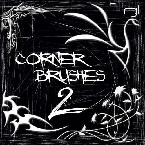 corner brushes 2 by gli