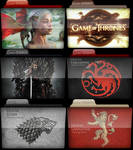 Icon Game of Thrones TV Serie