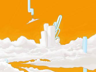 cloud city by headvoid