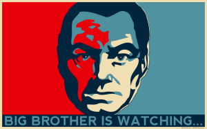 Big Brother Is Watching YOU by Nighted