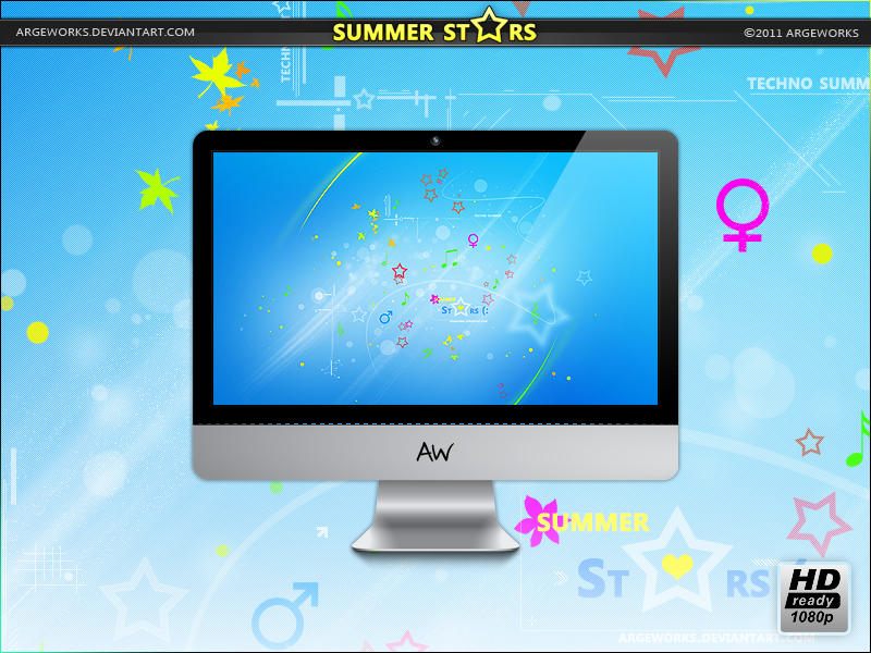 Summer Stars by ArgeWorks