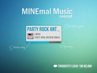 MINEmal Music - Concept