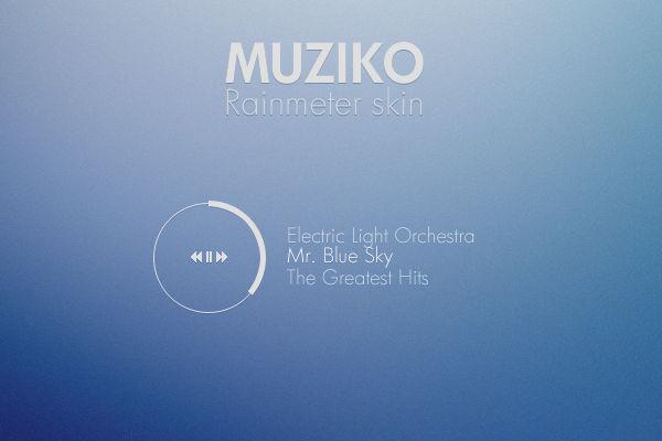Muziko for Rainmeter
