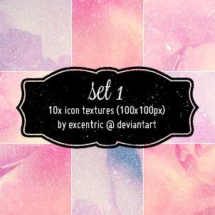 icon textures: set 1