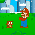 Super Mario Bros. Animation 02 by DogmanSP