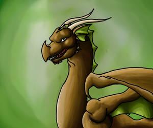 Random Dragon is random by Agnurlin