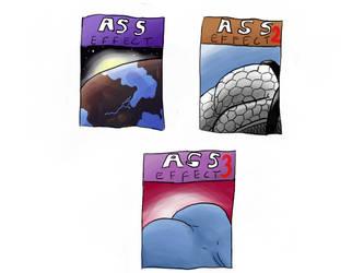 Ass Effect by Agnurlin