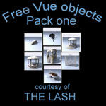 Vue Objects Pack 1 by 38DDmisswhiplash