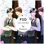 PSD Coloring O1