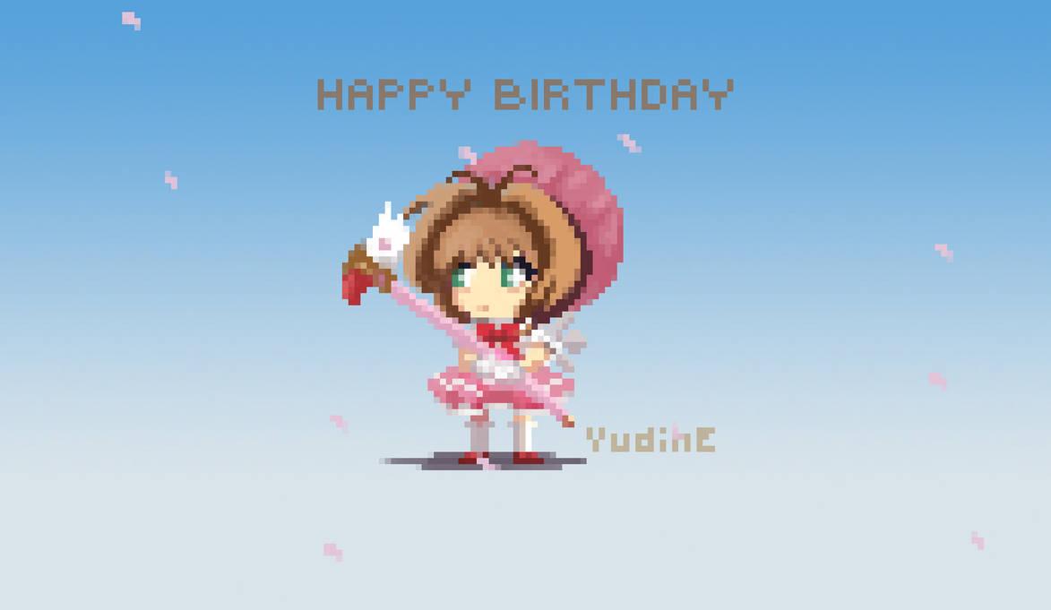 Pixel Cardcaptor Sakura