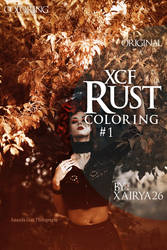 XCF Coloring #1 - Rust