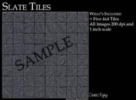 Slate Tiles by House-Velovasse
