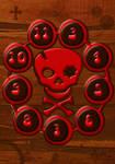 Pirate Treasures (TRPG ingame gambling) 2010 ed.