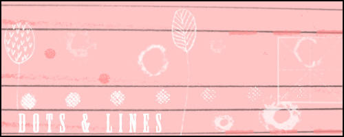 Dots and Lines by bluebug
