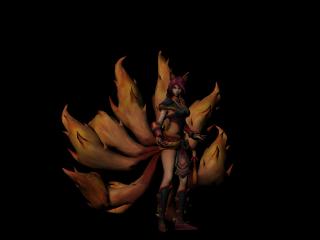 RMM Ahri FireFox 1.2 by RealDank420