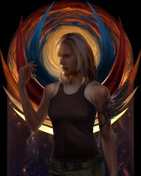Kara Thrace And Her Special Destiny