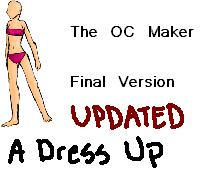 The OC Maker- Final Version