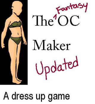 The Fantasy OC Maker by Love-Morton on DeviantArt