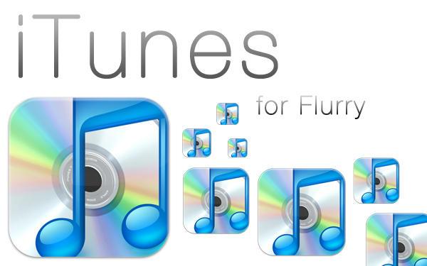 iTunes for Flurry by spendavis