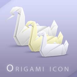Origami icon by Chozo-MJ