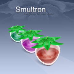 Smultron, give better juice.