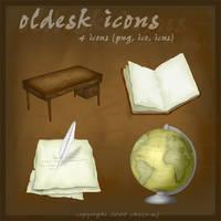 oldesk by Chozo-MJ