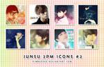 Icon pack 2: Junsu 2PM
