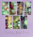 Colourful Bokeh Effect