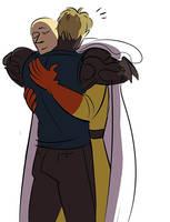 Hug by Arrancar4ik