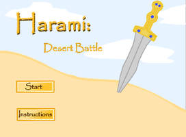 Harami: Desert Battle by Kaetana
