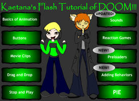 (Outdated) Flash Tutorial of DOOM 1.5 by Kaetana